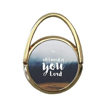 All I Need Is You Lord | Mobile Phone Ring | TheImprint Singapore