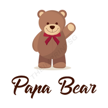 Papa Bear | Mugs | TheImprint Singapore
