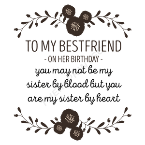 To My Bestfriend | Mugs | TheImprint Singapore