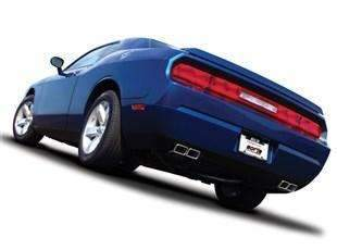 Borla 140435 Cat-Back™ Exhaust S-Type Challenger SRT-8 2011-2014 - Performance Car Parts