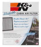 K&N VF2007 Cabin Air Filter - Performance Car Parts