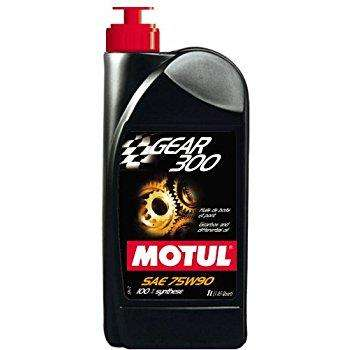 Motul GEARBOX OIL GEAR 300 75W90 1L - Performance Car Parts