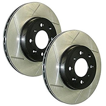 Stoptech Brake Rotors for Nissan 350z with Brembo calipers.