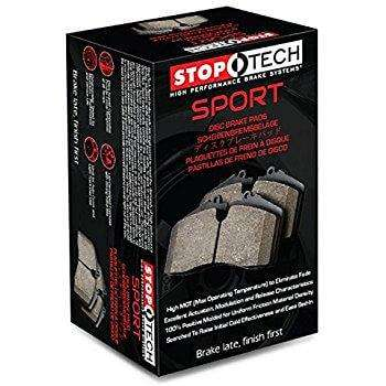 Stoptech Street Performance Brake Pads - Performance Car Parts