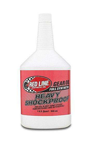 REDLINE OIL 58204 Heavy ShockProof Gear Oil - 0.95L