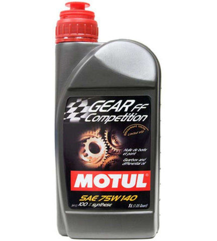 Motul LSD OIL GEAR COMP 75W140  1L - Performance Car Parts