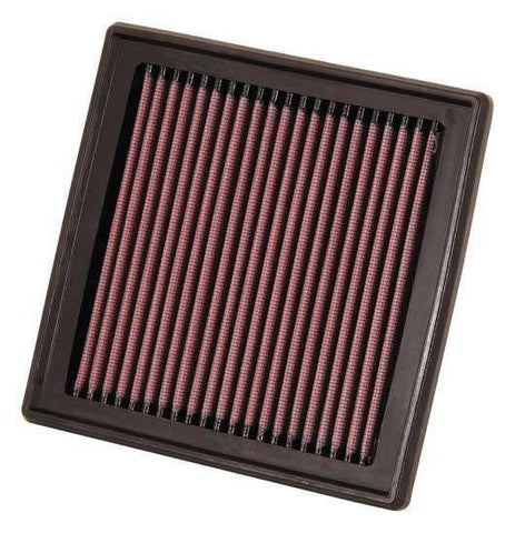 K&N 33-2399 PANEL REPLACEMENT FILTER - Performance Car Parts