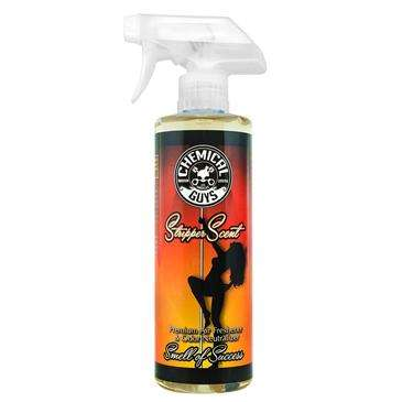 CHEMICAL GUYS AIR_069_16 - STRIPPER SCENT PREMIUM AIR FRESHENER & ODOR ELIMINATOR (16 OZ) - Performance Car Parts