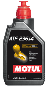 Motul ATF GEAR OIL ATF 236.14 1L - Performance Car Parts