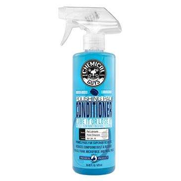 CHEMICAL GUYS BUF_301_16 - POLISHING & BUFFING PAD CONDITIONER (16 OZ)