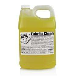 CHEMICAL GUYS CWS_103 - FABRIC CLEAN CARPET & UPHOLSTERY SHAMPOO & ODOR ELIMINATOR (1 GAL) - Performance Car Parts