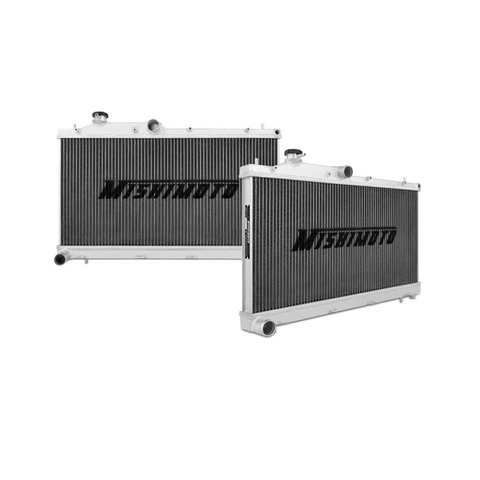 SUBARU WRX 2008–2014 / STI 2008–2015 X-LINE PERFORMANCE ALUMINUM RADIATOR - Performance Car Parts