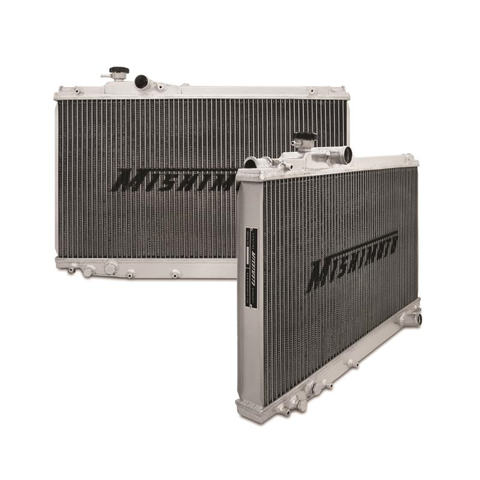 TOYOTA SUPRA X-LINE PERFORMANCE ALUMINUM RADIATOR, 1993-1998 - Performance Car Parts