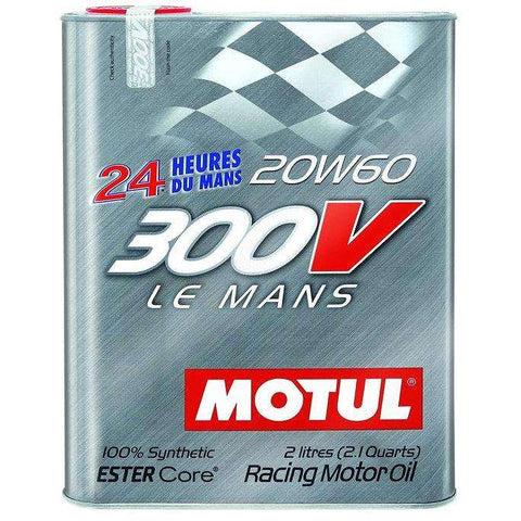 Motul ENGINE OIL 300V LE MANS 20W60 2L - Performance Car Parts