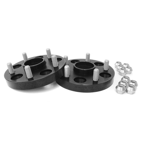 PERRIN Wheel Spacers Black 20mm 5x114.3 - Subaru STI 2005+ / WRX 2015+ - Performance Car Parts
