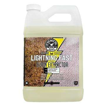 CHEMICAL GUYS SPI_191 - LIGHTNING FAST CARPET & UPHOLSTERY STAIN EXTRACTOR (1 GAL) - Performance Car Parts