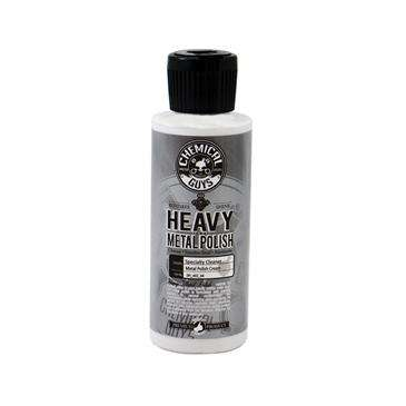 CHEMICAL GUYS SPI_402_04 - HEAVY METAL POLISH (4 OZ) - Performance Car Parts