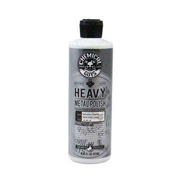 CHEMICAL GUYS SPI_402_16 - HEAVY METAL POLISH (16 OZ) - Performance Car Parts