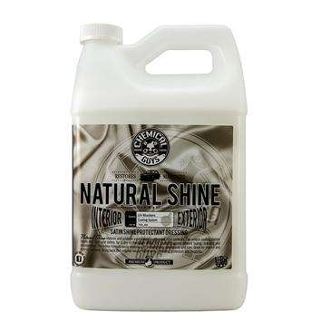 CHEMICAL GUYS TVD_201 - NATURAL SHINE, SATIN SHINE DRESSING (1 GAL) - Performance Car Parts