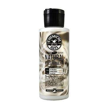 CHEMICAL GUYS TVD_201_04 - NATURAL SHINE, SATIN SHINE DRESSING (4 OZ) - Performance Car Parts