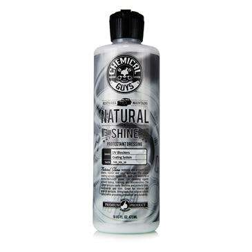 CHEMICAL GUYS TVD_201_16 - NATURAL SHINE, SATIN SHINE DRESSING (16 OZ) - Performance Car Parts