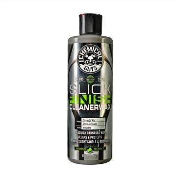 CHEMICAL GUYS WAC20616 - SLICK FINISH CLEANER WAX (16 OZ) - Performance Car Parts