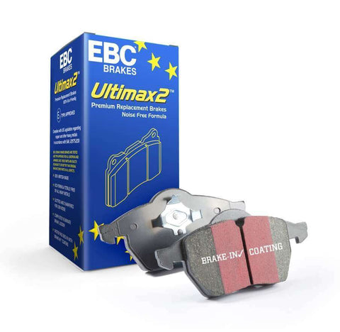 EBC Ultimax brake pads front - Performance Car Parts
