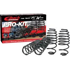 EIBACH 2895.140 PRO-KIT PERFORMANCE SPRINGS SET OF 4 SPRINGS FOR Dodge Challenger