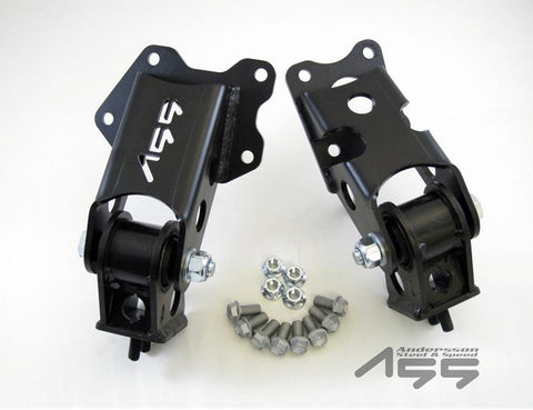 Toyota 86/ FRS/BRZ 2JZ SWAP ENGINE MOUNTS - Performance Car Parts
