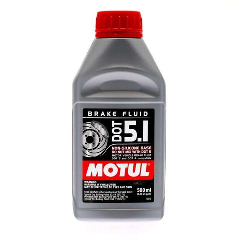 Motul DOT 5.1 500ML - Performance Car Parts