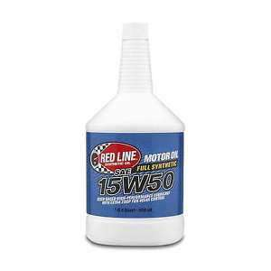 REDLINE OIL 11504 15W50 Motor Oil - 0.95L - Performance Car Parts