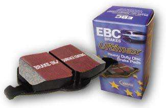 EBC Ultimax Brake Pads (Rear) for Toyota 86 / Subaru BRZ - Performance Car Parts