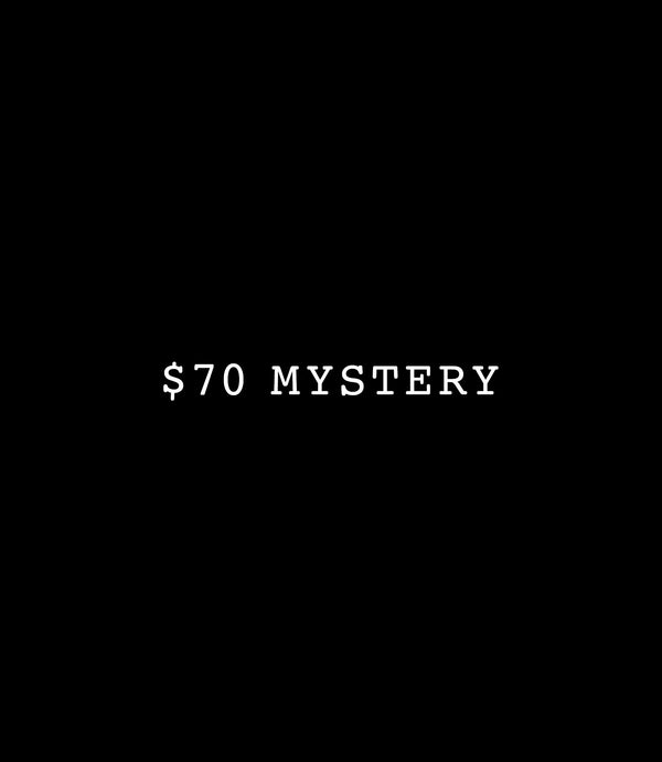 $70 Mystery Seconds Pack