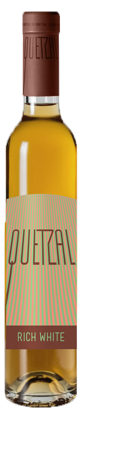 Rich White, Quetzal Wine & Art