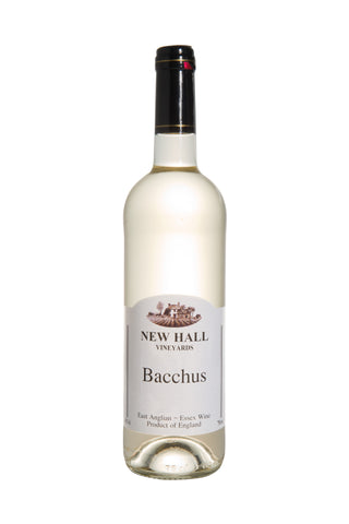 Bacchus, New Hall Vineyard