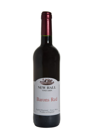 Barons Red, New Hall Vineyard