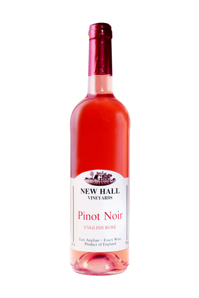 Pinot Noir Rosé, New Hall Vineyard