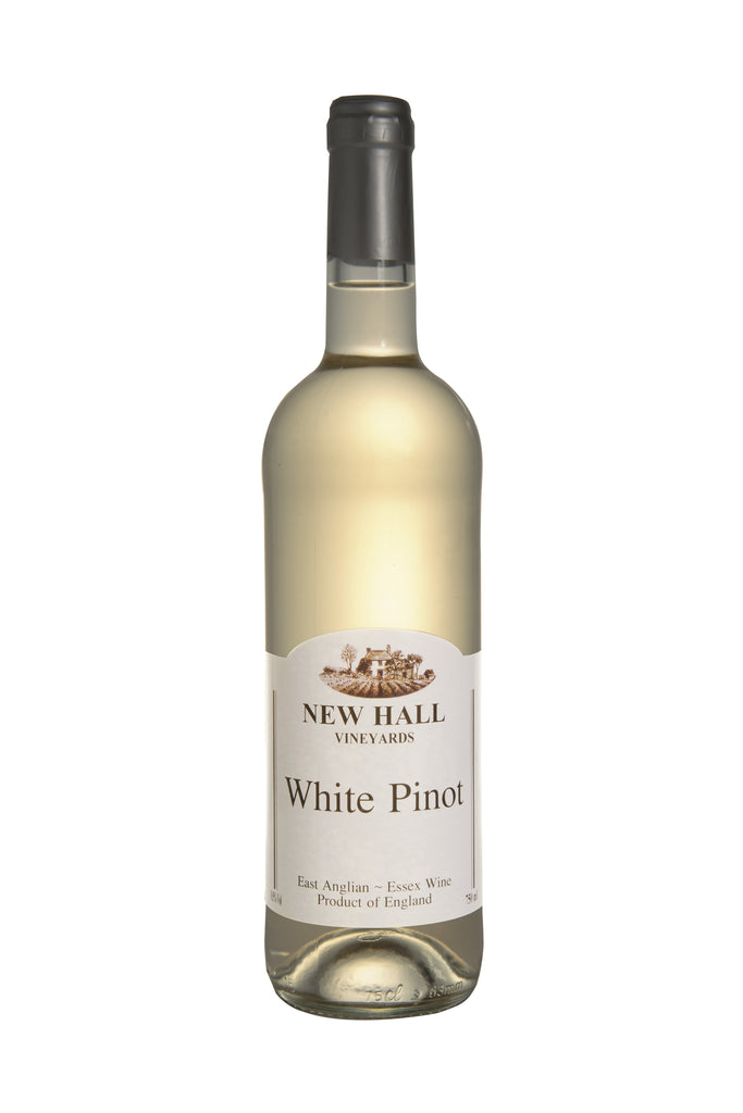 White Pinot, New Hall Vineyards