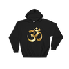 OM Mantra: Creating Life With Sound Vibration: Hooded Sweatshirt