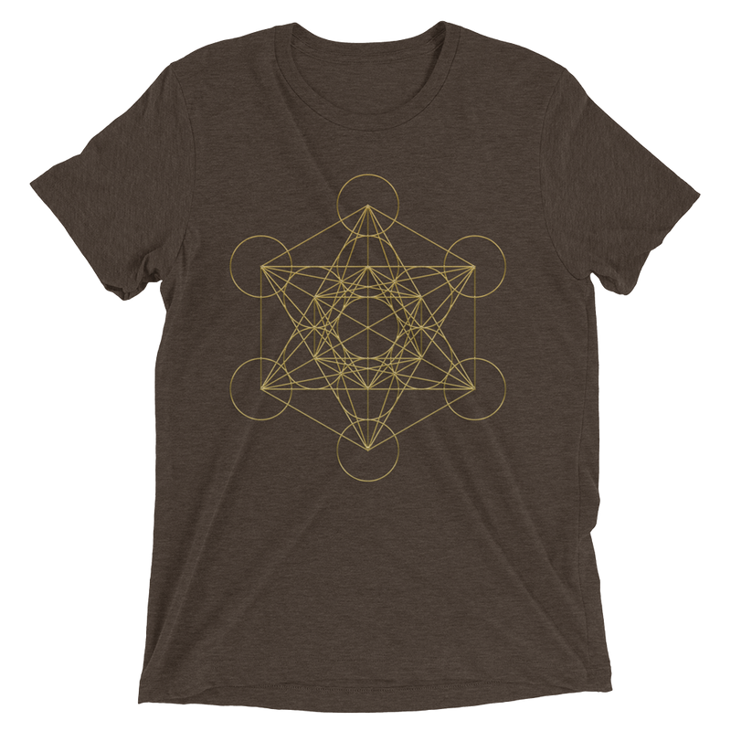 Sacred Geometry: Short sleeve t-shirt