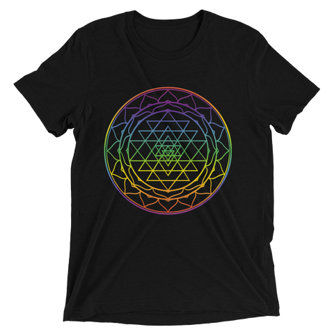 Aligning All Chakras: Short sleeve t-shirt