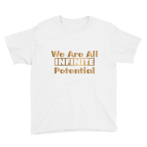Infinite Potential: Youth Short Sleeve T-Shirt