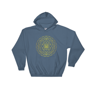 Healing & Balancing All: Hooded Sweatshirt