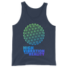 Higher Vibration is My Reality: Unisex Tank Top