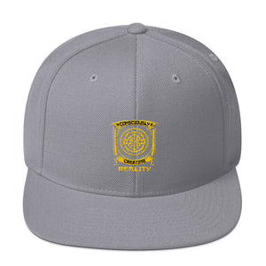 Consciously Creating Reality Cap | Spiritual Sri Yantra Hat