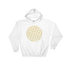 Flower Of Life: Hooded Sweatshirt