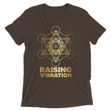 Raising Vibration: Short sleeve t-shirt