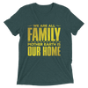Mother Earth is Our Home: Short sleeve t-shirt