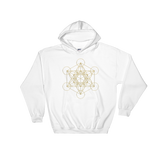 Sacred Symbol of Creation: Hooded Sweatshirt
