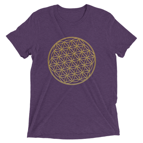 Flower Of Life: Short sleeve t-shirt